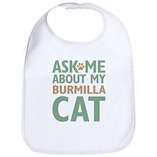 Burmilla Cat Bib