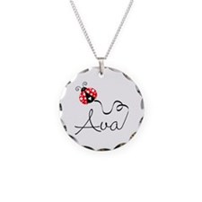 Ladybug Ava Necklace