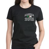 Algeria Soccer 2011 Tee