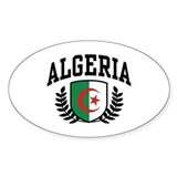 Algeria Decal