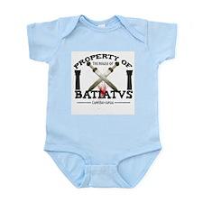 House of Batiatus Infant Bodysuit