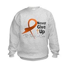 NeverGiveUp Multiple Sclerosi Sweatshirt