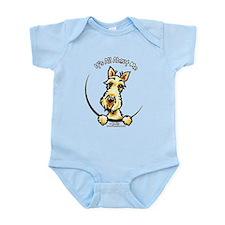 Wheaten Scottie IAAM Infant Bodysuit