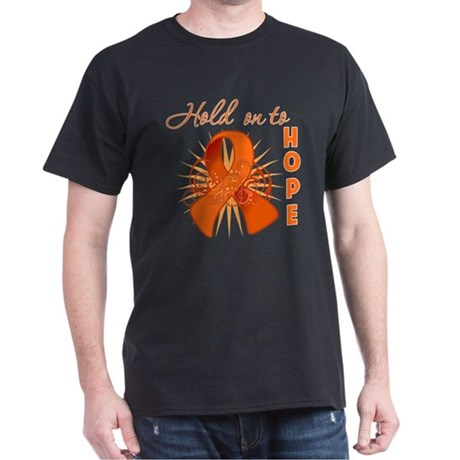 Multiple Sclerosis Hope Dark T-Shirt