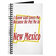 God Loves Me in NM Journal