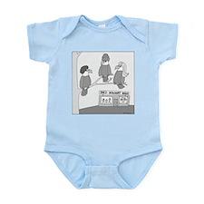 Bald Eagles (No Text) Infant Bodysuit
