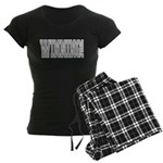#WINNING! Women's Dark Pajamas