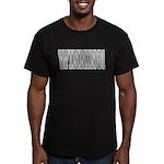 #WINNING! Men's Fitted T-Shirt (dark)