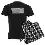 #WINNING! Men's Dark Pajamas