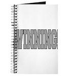 #WINNING! Journal