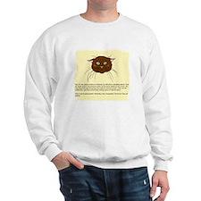 The Cat's Diary Sweatshirt