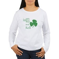 Guitar Pick shamROCK and Roll T-Shirt