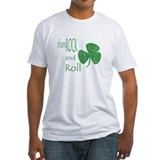 ShamRock and Roll Green Guitar Pick Shirt