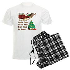 Santa claus vs Nonno Pajamas