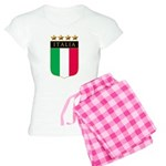 Italian 4 Star flag Women's Light Pajamas