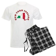 New York Italian Pajamas