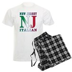 New Jersey Italian Men's Light Pajamas