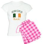 Irish Grils Rock Women's Light Pajamas