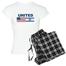 Support Isreal Pajamas