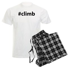 #climb Men's Light Pajamas