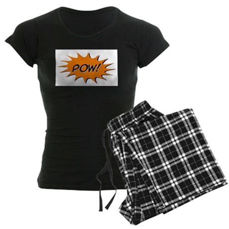 Pow! Women's Dark Pajamas