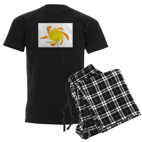 Funky Sun Men's Dark Pajamas
