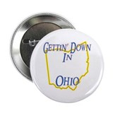 "Gettin' Down in OH 2.25"" Button (10 pack)"