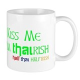 THAIRISH! Half Thai Half Irish Coffee Mug