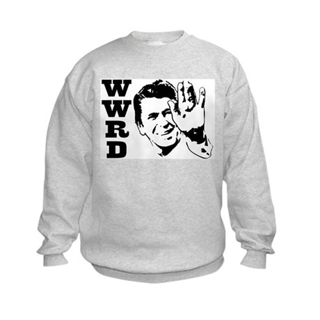 What Would Reagan Do Kids Sweatshirt