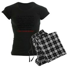 Teen Zone, 13th Gifts Pajamas