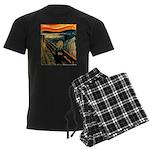 Scream 50th Men's Dark Pajamas