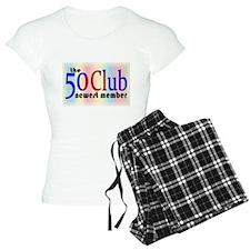 The 50 Club Pajamas