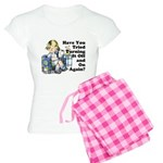 Funny IT Women's Light Pajamas