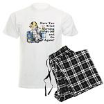 Funny IT Men's Light Pajamas