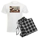 Raphael's Cherubs Men's Light Pajamas