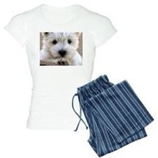 West Highland White Terrier pajamas