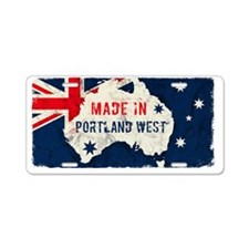 Portland-Orange Type Keys Invitations