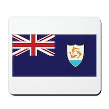 Anguilla Flag Mousepad