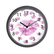 Cute Pretty roses Wall Clock