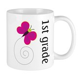 New Teacher Gift 1st Grade Small Mug