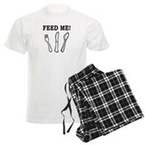 Feed Me! pajamas