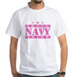 Proud Navy Bride Shirt