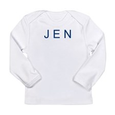 Jen Long Sleeve Infant T-Shirt
