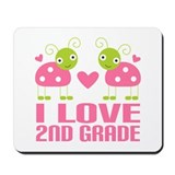 2nd Grade Mousepad