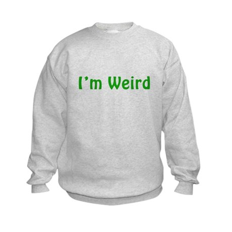 weird Kids Sweatshirt