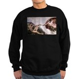 Creation of Adam Sweatshirt