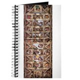 Sistine Chapel Ceiling Journal