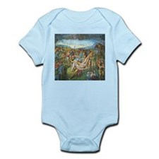 The Martyrdom of St Peter Infant Bodysuit