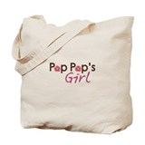Pop Pop's Girl Tote Bag
