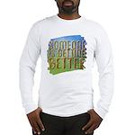 Typographic Dance (Rust) Organic Kids T-Shirt (dar